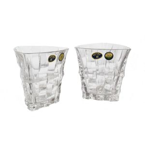 Set 6 pahare cristal whisky 270 ml (59079)