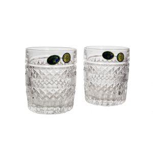 Set 6 pahare cristal Bohemia whisky 320 ml (07605)