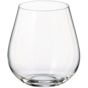 COLUMBA Set 6 pahare cristalin whisky 380 ml