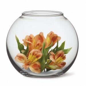 GLOBE Vaza sticla termorezistenta 21.5 cm